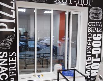 Интерьерная широкоформатная печать в Оренбурге