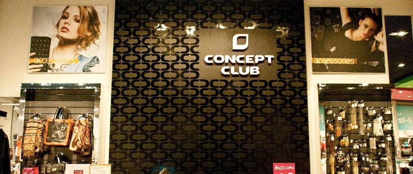 Стена «Concept Club»